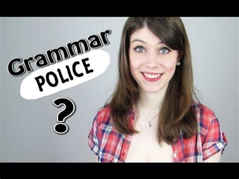 Why Are There Grammar Nazis? Youtube
