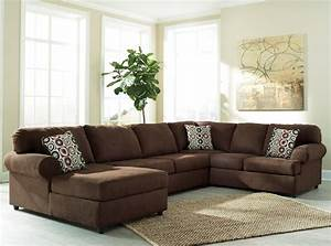 ashley signature design jayceon 3 piece sectional with With ashley sectional sofa