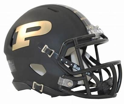 Helmet Football American Purdue Dame Notre Boilermakers