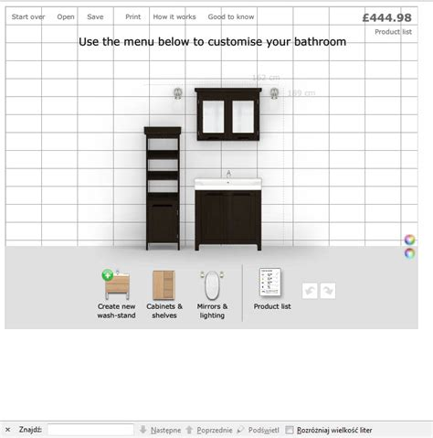 Ikea Bathroom Planner Tool Uk by Ikea Small Bathrooms 187 Design And Ideas