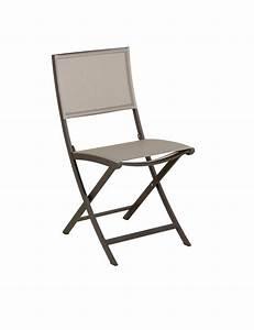 Chaises Cuisine Confortables : chaises pliantes confortables ~ Teatrodelosmanantiales.com Idées de Décoration