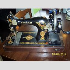 So Sew Simple Conversion To A Hand Crank
