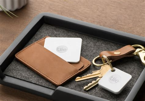 small tile mate bluetooth tracker mate is a thinner lighter version of tile s original