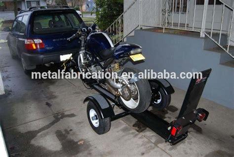 Best Aluminum Folding Motorcycle Single Rail Utility