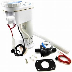 Jabsco 12v Toilet Conversion Kit Manual To Electric For