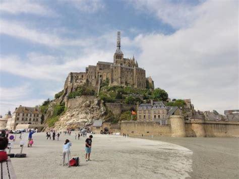 mont st michel picture of abbaye du mont michel