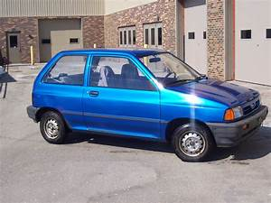 U0026 39 91 Festiva For Sale  Great Gas Mileage  Reliable