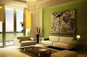 Interior, Paint, Color, Schemes, Green