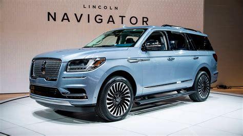 Lincoln 2020 Lincoln Navigator Concept Spied 2020