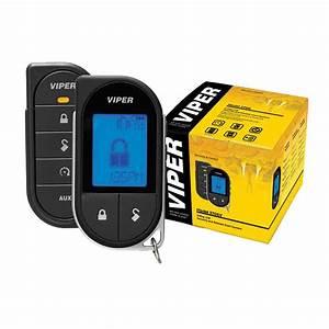 Viper 5706v 2 Way Lcd Remote Starter Car Alarm W   Dball2
