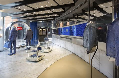 Bugatti Opens First Fashion Store In London, More Planned
