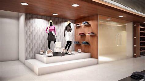 fashion interior design fashion showroom zero inch interior s ltd