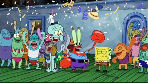 'the Spongebob Squarepants Movie'