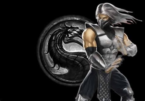 Mortal Kombat 9 Smoke Wallpaper
