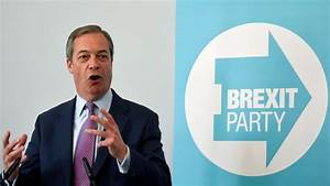 Nigel Farage's Brexit Party polling higher than Labour and Tories combined before EU elections ...