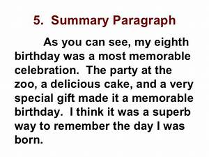 a memorable day in my life essay for class 6
