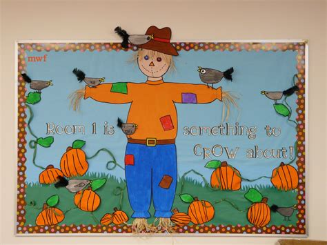 bulletin board ideas fall 2010 573 | Fall Bulletin Boards (8)