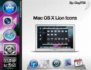 Mac OS X Lion Icons - RocketDock.com