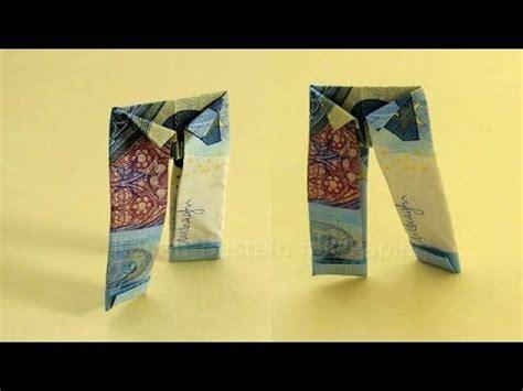 geld vouwen broek broek vouwen van geld origami broek