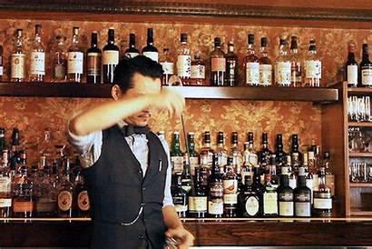 Flair Bartending Bartenders Bartender Tricks Gokan Gone