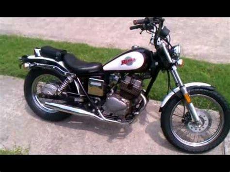 1986 Honda Rebel 250 For Sale