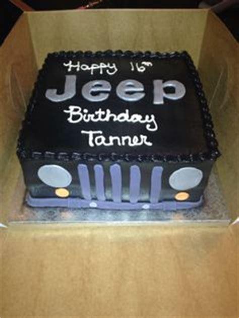 jeep logo cake jeep groom 39 s cake my cakes pinterest jeeps cake and