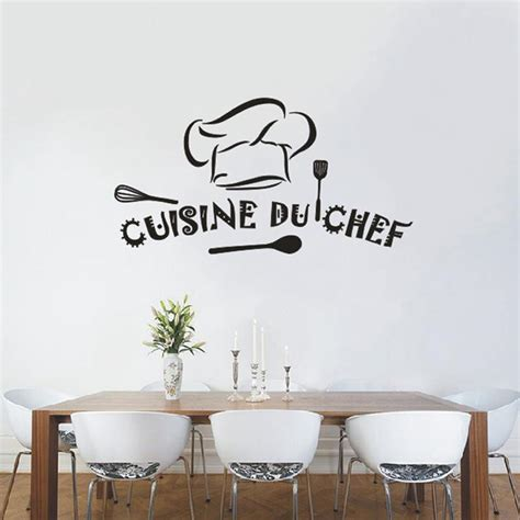 cuisine stickers popular chef decor buy cheap chef decor lots