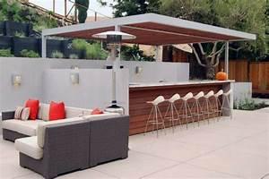 Bar Exterieur Design : top 50 best backyard outdoor bar ideas cool watering holes ~ Melissatoandfro.com Idées de Décoration