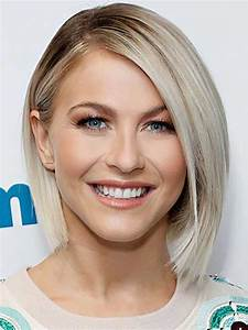 Bob Cuts For Round Faces Short Hairstyles 2017 2018