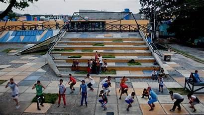 Insitu Haiek Fab Yemail Alejandro Arquitectura Parque