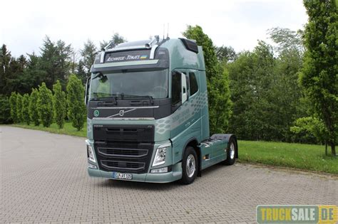 Tractor Unit Volvo Fh460 Extra Sleeper For Sale