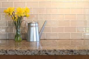 trends in kitchen backsplashes country cottage light taupe 3x6 glass subway tiles