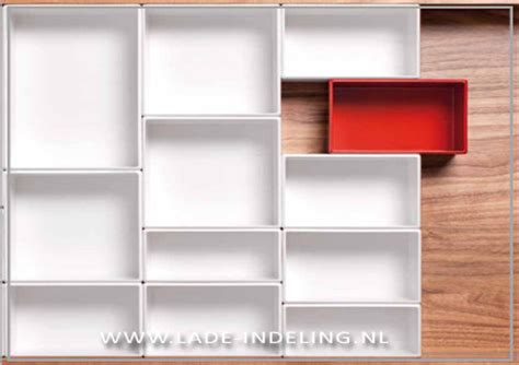 Lade Inrichting by Ta Or Cubics Lade Indeling Nl