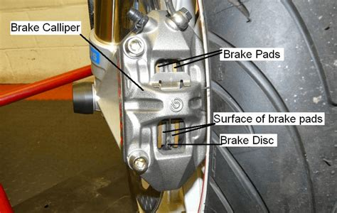 How To Change Your Motorcycle's Brake Pads