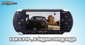 Grand Theft Auto 5 PSP Download as ISO, CSO or ROM for ...