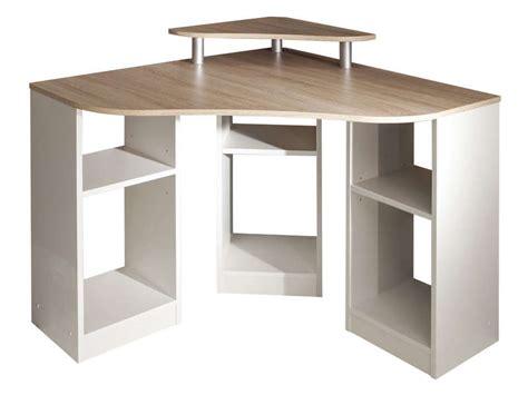 bureau ordinateur d angle bureau d 39 angle vente de bureau conforama