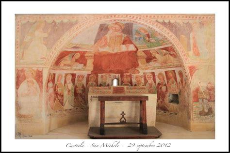 castirla fresques de la chapelle san michele sites