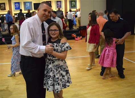 Father-Daughter Dance - Indian Lake Elementary School