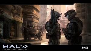 An Artist's Canvas Achievement - Halo: The Master Chief ...