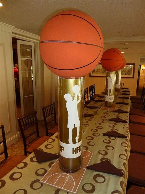 17 Best Images About Basketball Party Ideas On Pinterest