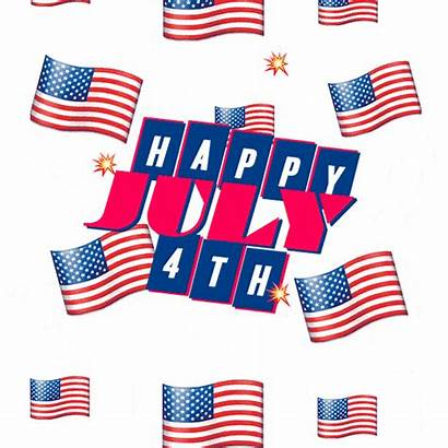 Independence Usa Gifs July Wishes Happy 4th