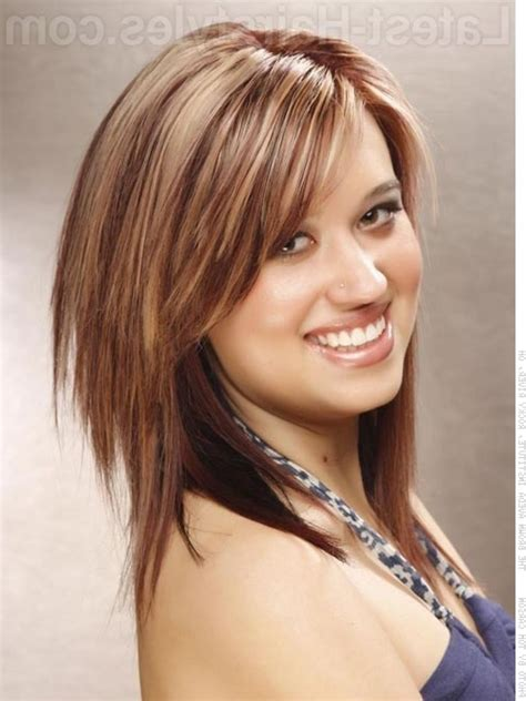 new medium length hairstyles hair style and color for woman