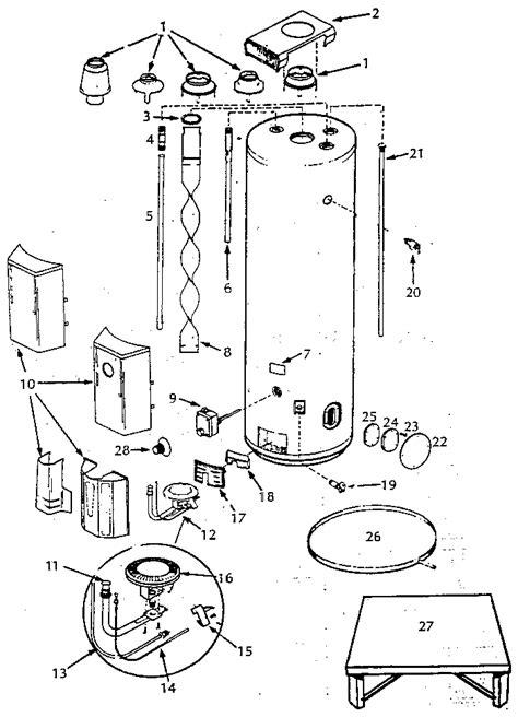 apollo model   nbrt water heater gas genuine parts
