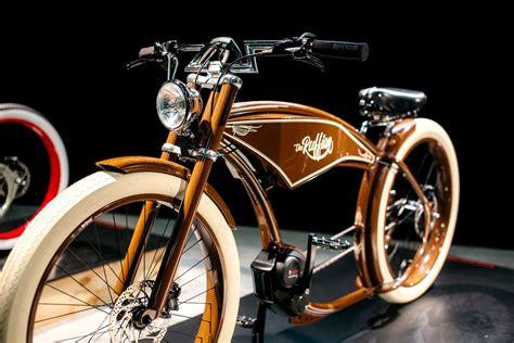 e bike chopper the ruffian erstes chopper ebike mit bosch antrieb