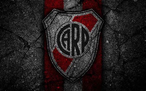 HD wallpaper: Soccer, Club Atlético River Plate, Logo ...