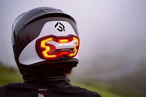 Feu Stop Moto : brake free le feu stop autonome de casque ~ Melissatoandfro.com Idées de Décoration