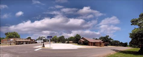 A View of Downtown Chireno, Texas in Historic Nacogdoches ...
