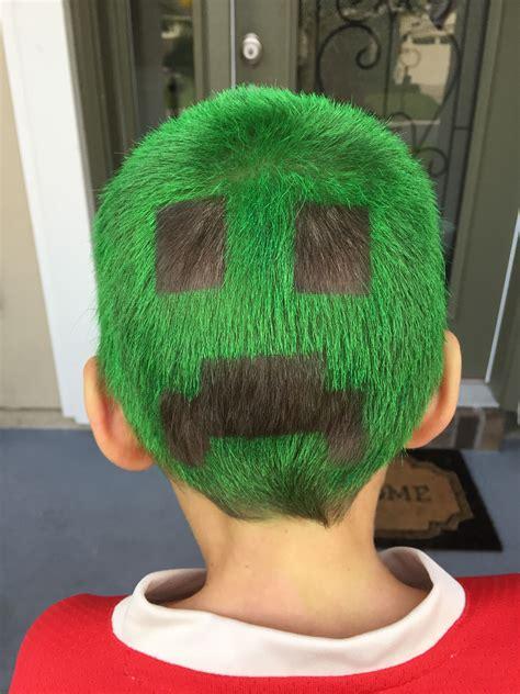 Crazy Hair Day Boy Minecraft Boy Crazy Hair Day Crazy