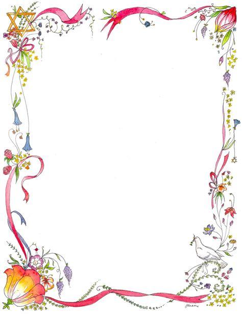plant border designs flower border designs cliparts co