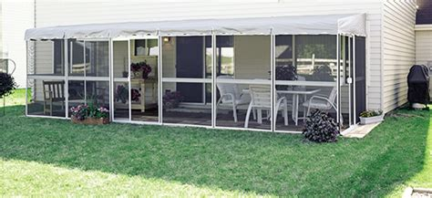 Patio Mate Screen Enclosures by Patio Mate 8 6 Quot X 25 6 Quot Screened Patio Enclosure
